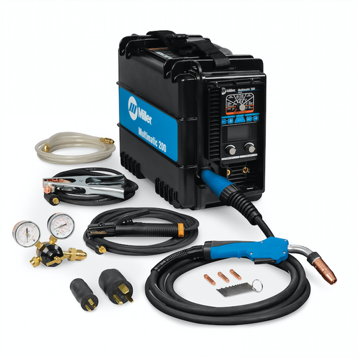 Miller Multimatic 200 with Auto-Set Elite - 907518