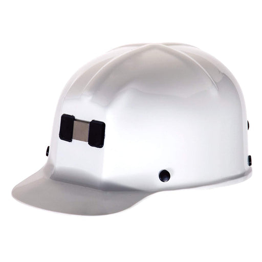 MSA Comfo-Cap Hard Hat w/ Staz-On Suspension - 91522