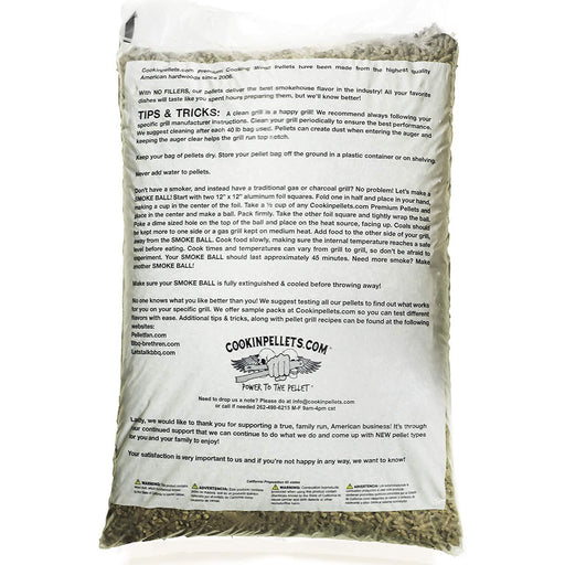 CookinPellets Perfect Mix Wood Grill Pellets - CKP401010
