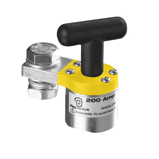 Tweco SMGC-200 Magnetic Ground Clamp, 200 Amp - 9255-1060