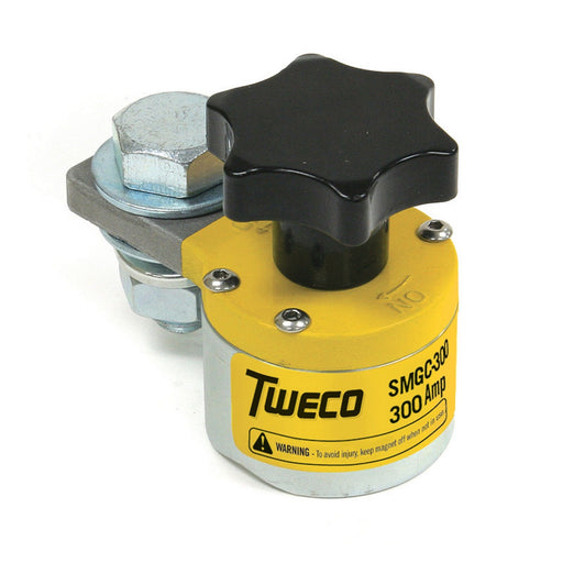Tweco 300 Amp SMGC300 Magnetic Ground Clamp - 9255-1061