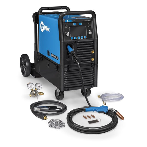 Miller Millermatic 255 Welder W/Ez-Latch Cart