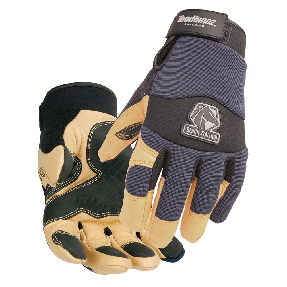 Black Stallion 99ACE-PW Insulated Winter glove