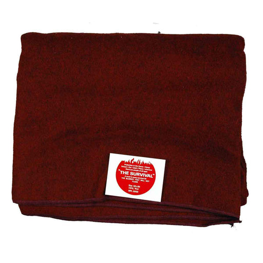 Afassco Blanket, Fire & First Aid, Wool - 30310