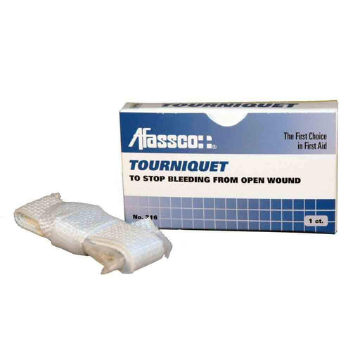 Afassco Tourniquet - 1 tourniquet/box - 316