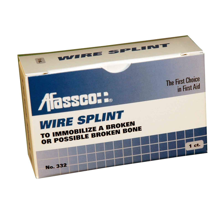 Afassco Wire Splint (2 pc. Set) - 332