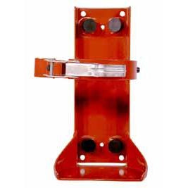 Ansul Vehicle Bracket, A10H, Pk10, C10, A10I, Pk10I - 30865