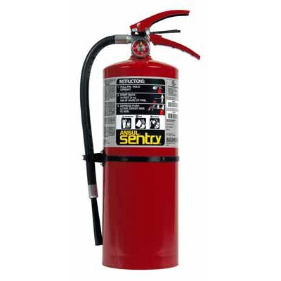 Ansul Foray, AA10S Dry Chemical Extinguisher - 436500