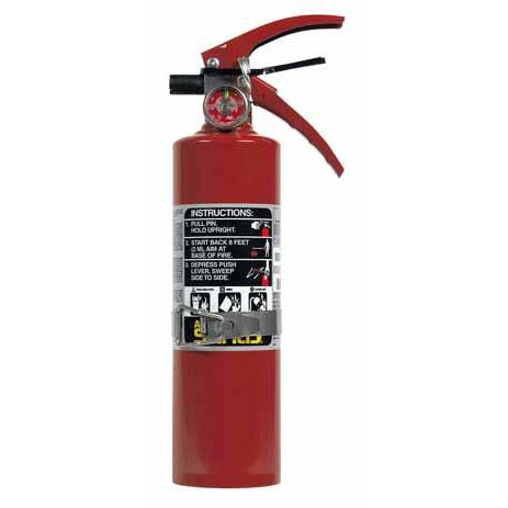 Ansul Foray, A02Vb w Vehicle Bracket Dry Chemical Extinguish. - 429101