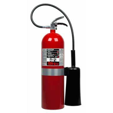 Ansul Cd15A-Ul (Aluminum) Carbon Dioxide Extinguisher - 431555