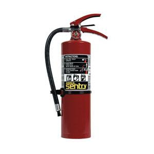 Ansul Sentry, A02SVB Dry Chemical Extinguisher - 438735