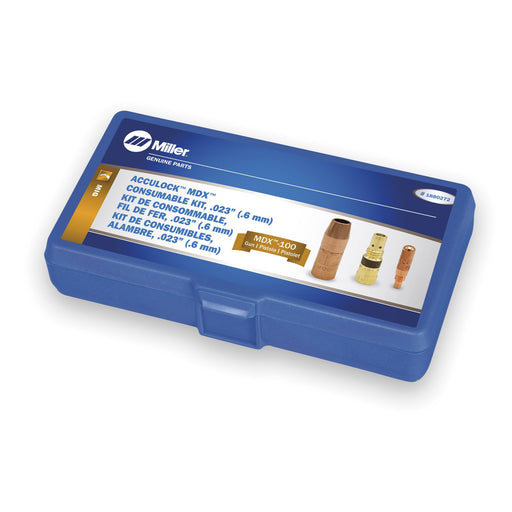Miller AccuLock MDX-100 MIG Consumable Kit