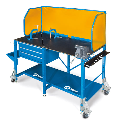 Miller ArcStation 60SX Fully Loaded Work Bench - 951793