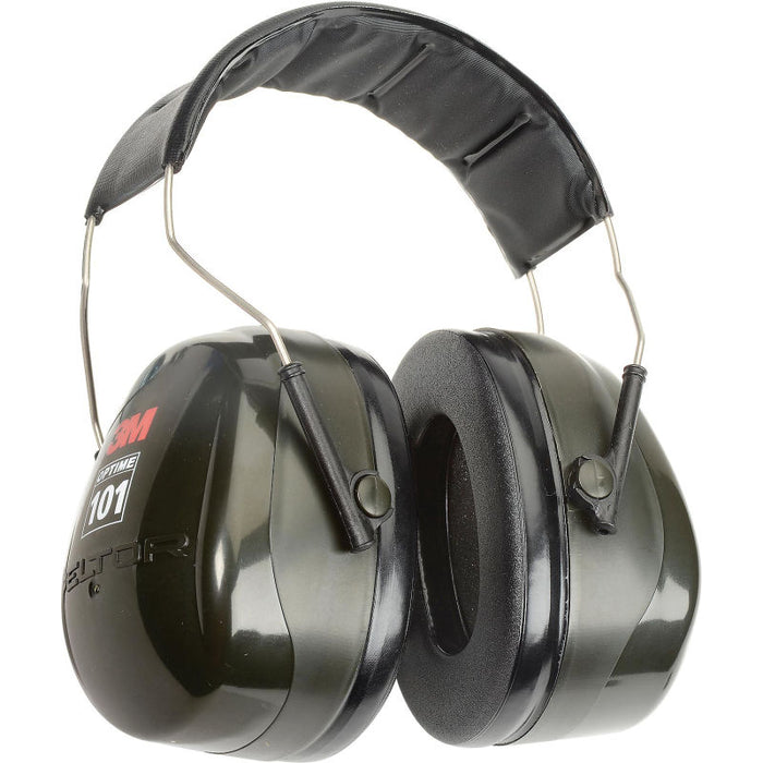 3M Peltor Optime 101 Series Earmuffs - H7A