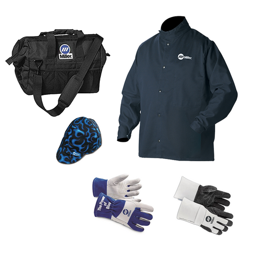 Baker's Starter Protective Gear Bundle - Miller Electric