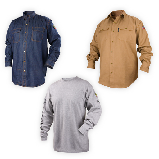 FR Shirt Bundle from Black Stallion