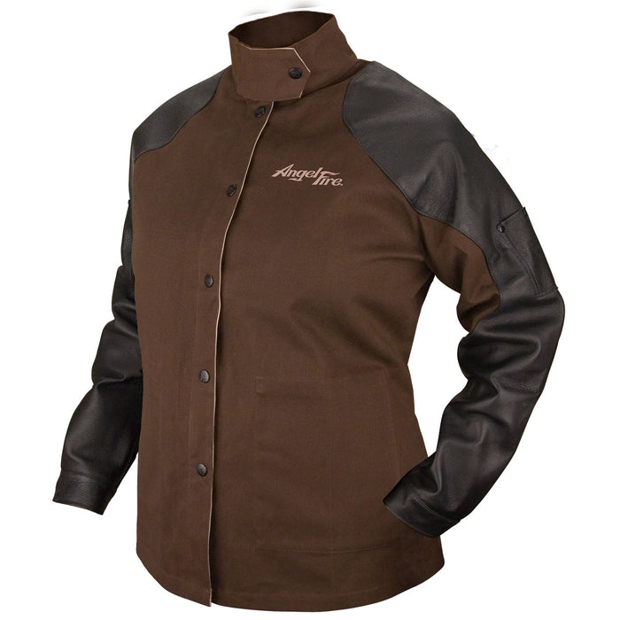 Black Stallion AngelFire Hybrid FR & Grain Pigskin Coat  - BW9C_PS