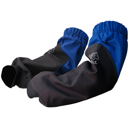 BSX Reinforced FR Sleeves - Royal Blue/Black - BX9-19S-RB