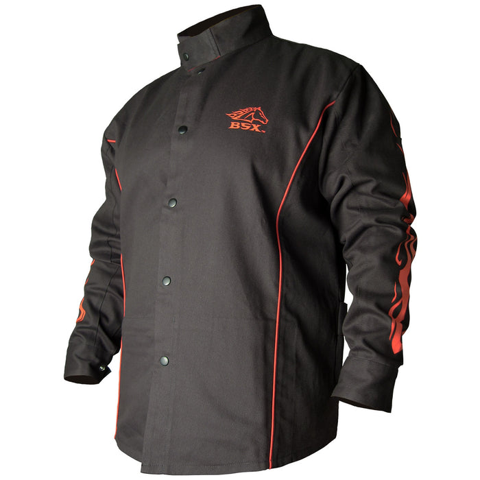 Black Stallion Stryker FR Jacket - BX9C