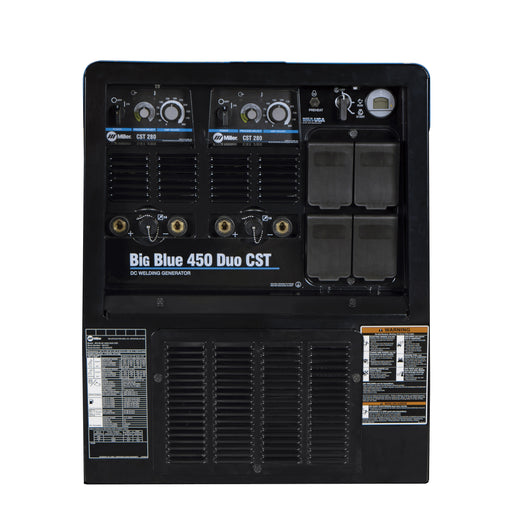Miller Big Blue 450 Duo CST - 907477