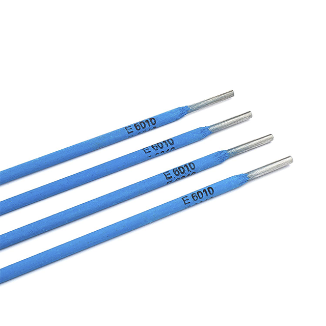 "Blue Demon E6010 1/8"" Mild Steel Stick Electrodes, 5# - E6010-125-05P"