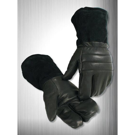 Caiman Goat Grain Leather 1398 Snowmobile Mitts - 12/pk - 1398