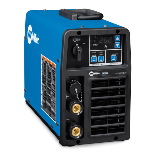 Miller CST 282 Welding Machine with Dinse Connections - 907810