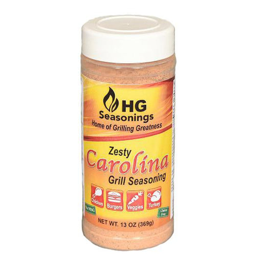 HG Zesty Carolina Grill Seasoning Mix - HGS730880