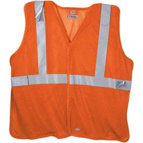 Dickies - Law Enforcement High Visibility Safety Vest -  VE210