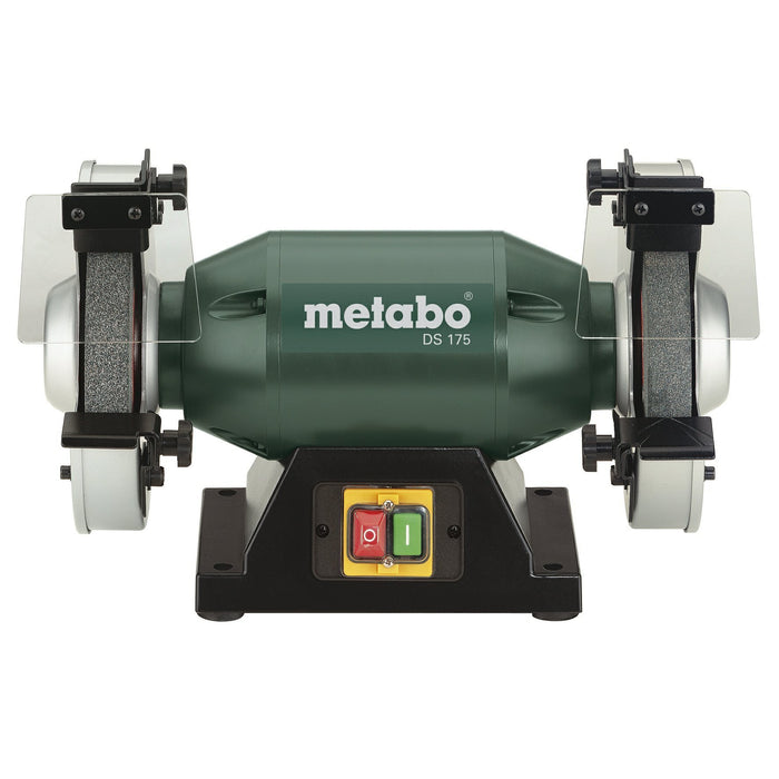"Metabo DS 175 7"" Bench Grinder front view"