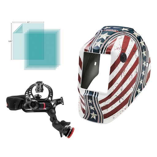 Lincoln Viking 2450 / 3350 Helmet Refresher Bundle