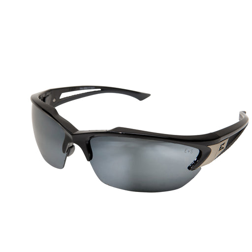 Edge Eyewear - Khor Safety Glasses - Black/Silver - SDK117