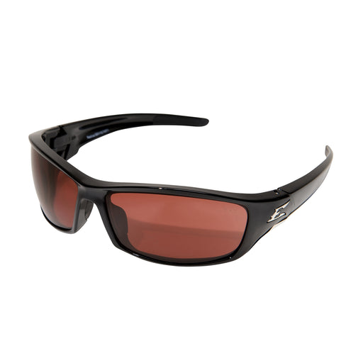 Edge Eyewear - Reclus Safety Glasses - Black/Copper - SR115