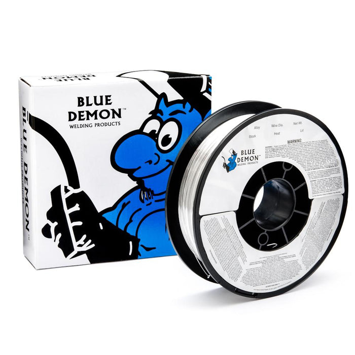 "Blue Demon ER316LSI .045"" Stainless Steel MIG Wire, 10# - ER316LSI-045-10"