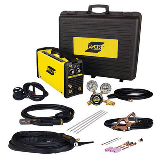 ESAB 201i TIG/Stick Welder w/ Toolbox Remote Capable - W1003807