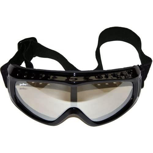 ArcOne IceMan Safety Goggles, Clear/Mirror - G-ICE-A1101