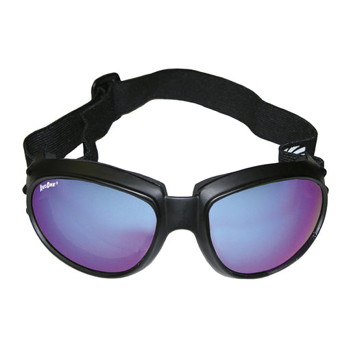 ArcOne Action Safety Goggles Blue/Purple Mirror - G-ACT-B1204