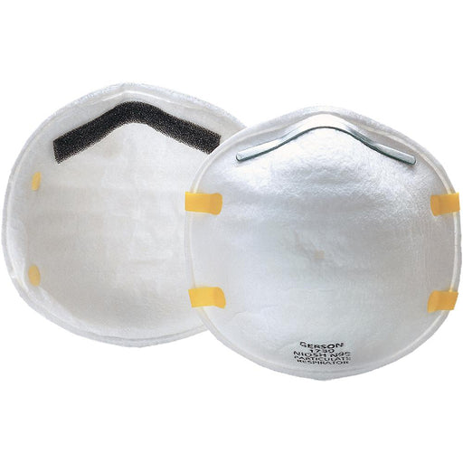 Gerson N95 Particulate and Surgical Respirator, 20/pk - 1730