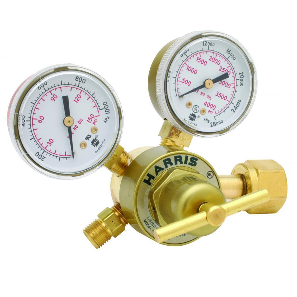 HARRIS Light Duty Single Stage Acetylene Regulator 301-15-300 (Female) - 3000160