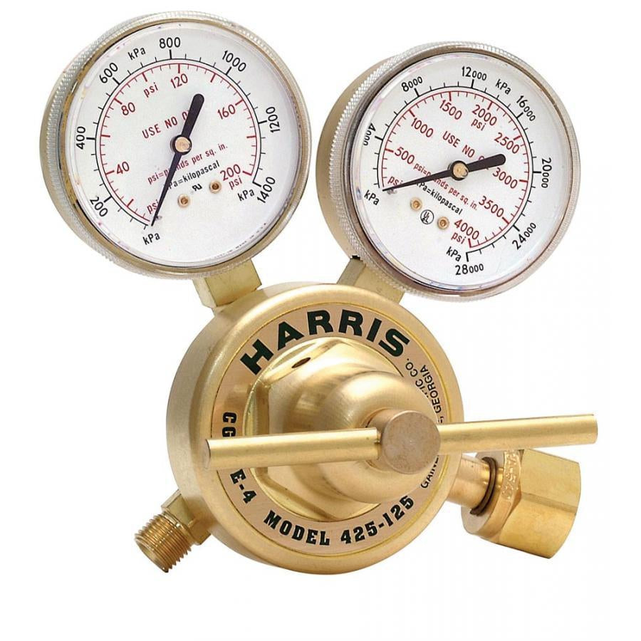 Harris 425-50-540 Heavy Duty Oxygen Regulator - 3000795