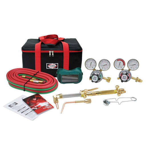 Harris HHD 85-25GX-510 DLX Ironworker Kit - 4400367
