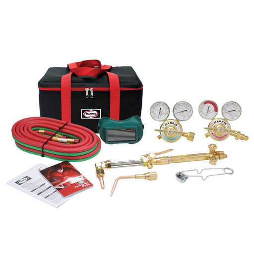 Harris HXT 43-450-510 DLX Ironworker Kit - 4400368