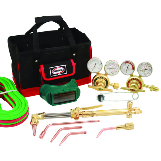 Harris 510 Deluxe Pipeliner V-Series Tool Bag Kit - 4403221