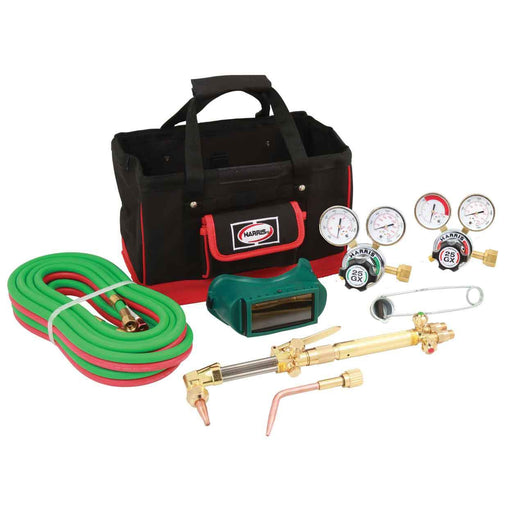 Harris 510 Deluxe Steelworker Plus V-Series Tool Bag Kit - 4403231