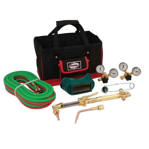 Harris 510 V-Series Expert All Gas Acetylene Kit Deluxe - 4403232
