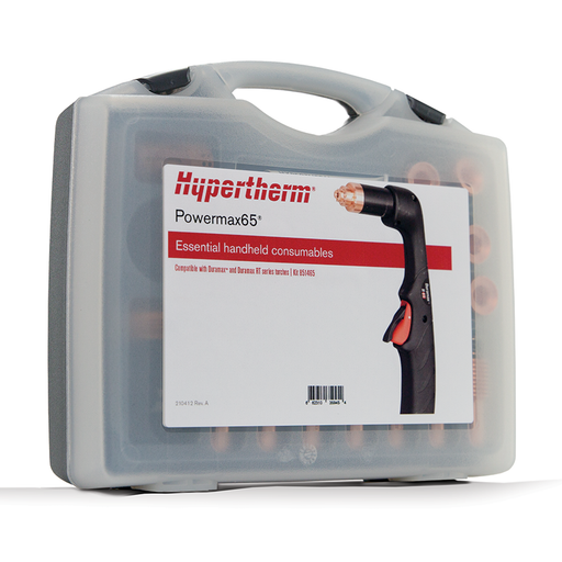 Hypertherm Powermax65 Essen. Handheld Cutting Consumable kit - 851465