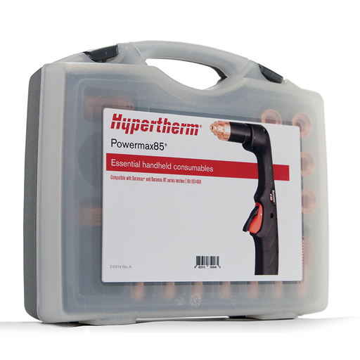 Hypertherm Powermax85 Essen. Handheld Cutting Consumable kit - 851468