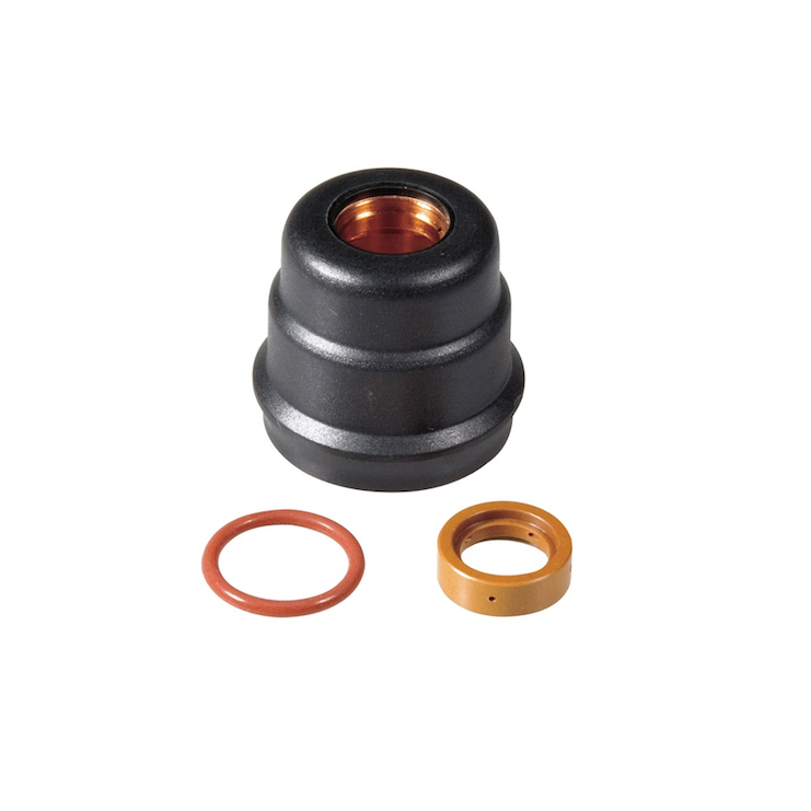 Hobart Cup, Swirl Ring, O-Ring Kit for AF700i Plasma Torch - 770655
