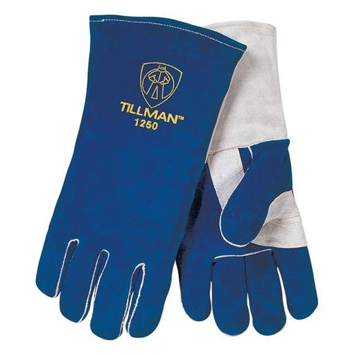 Tillman Blue Welding Gloves - 1250