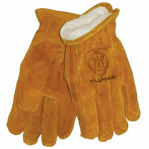 Tillman Fleece Lined Winter Work Gloves - 1404